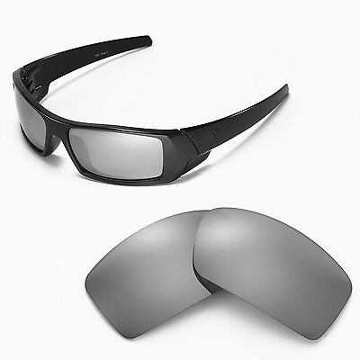 New Walleva Polarized Titanium Lenses For Oakley Gascan