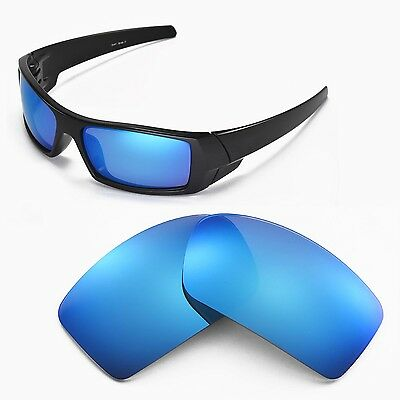 New Walleva Polarized Ice Blue Lenses For Oakley Gascan
