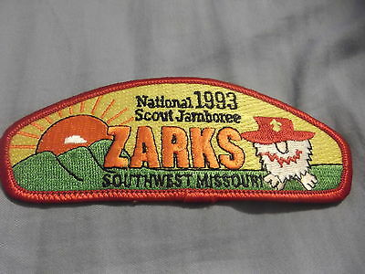 MINT 1993 JSP Ozarks Council