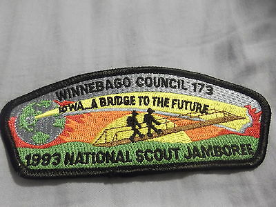 MINT 1993 JSP Winnebago council