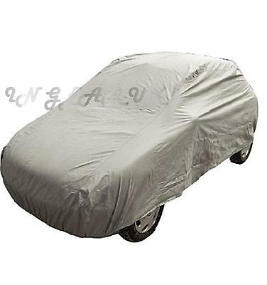 MEDIUM Universal Breathable Water Resistant Car Cover Snow Rain Dust Frost UV