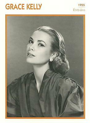Fiche Cinema - Grace Kelly