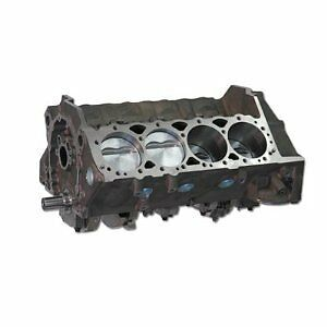 Sbc Custom 383 Or 406 Short Block (Puchaser To Choose Compression Ratio)