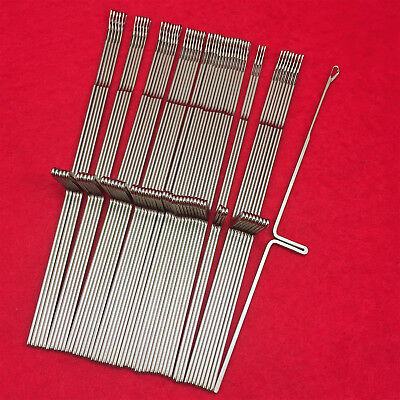 250 Nadeln Strickmaschinen F270/370 SK270/830 Silverreed Knittingmachine Needles