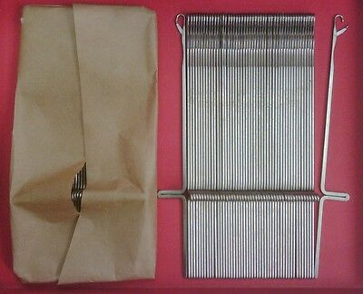 Neu 50 Nadeln f Strickmaschine FRP-70 SRJ-80 Silverreed Empisal knitting needles