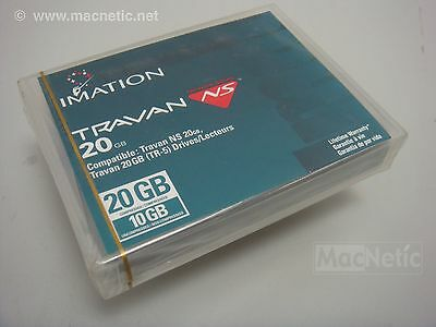 Imation Travan 20 Gb tape for TR-5 Drive , DP/N 01457C free shipping