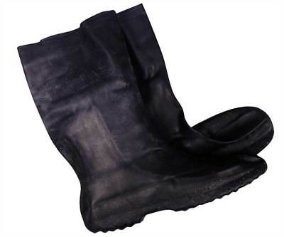 Bike-It Rubber Overboots Overshoes X Large Motorcycle Race Rally Kart (OVBXL)