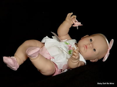 """Berenguer ~ LILY ~ 14""""  Doll with sweet Chubby arms & legs ~ NEW ~"""