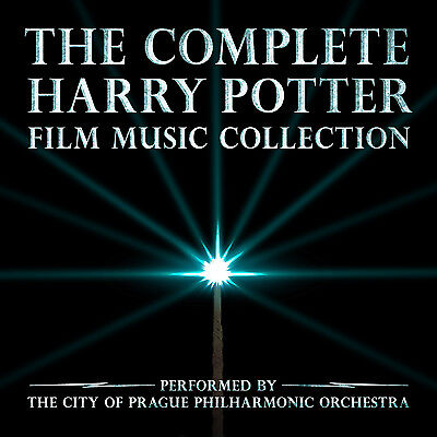Complete Harry Potter Film Music Collection - 2CD Set