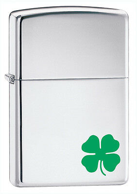 Zippo Lighter Bit 'O' Luck Personalised Engraved Free