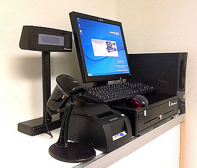 Turn-Key Retail Point of Sale System (POS System - NEW POS - NO PC/MONITOR)