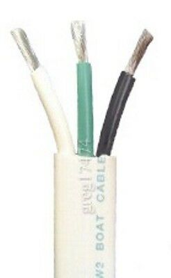 10/3 AWG Gauge Triplex Tinned Marine Cable 25 up to 250 Feet