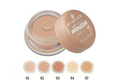 Essence Soft Matt Mousse Make Up 5 Teintes Au Choix