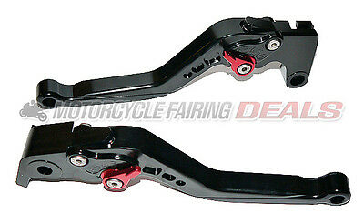 Yamaha R1 04 05 06 07 08 Extendable & Adjustable Shorty Brake Clutch Lever Parts