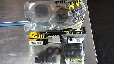 Whiteline Commodore Vt Vx Vy & Vz Front Castor Rod Control Arm Bush Kit Wcom5C