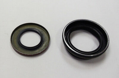 Outer For Nissan Navara D40 2.5TD DCi 5//05/>On Rear Axle Halfshaft Seals Inner