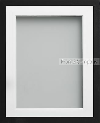 Frame Company Webber Range Black or Beech Wooden Picture Photo Frames with Mount