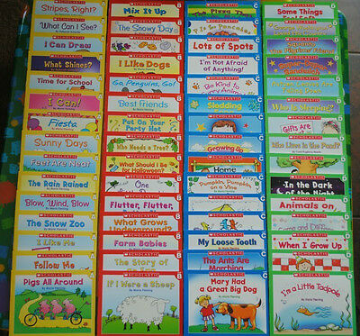 60 Easy Leveled A B C D Books Homeschool Preschool Kindergarten Learn to Read