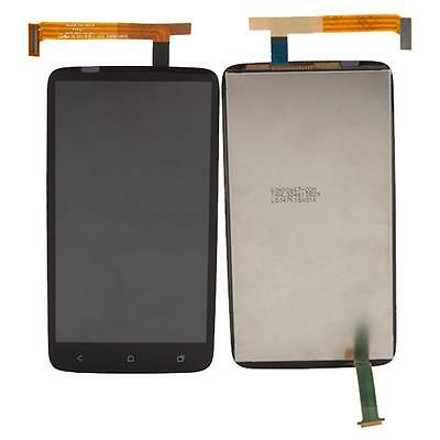 LCD Display and Digitizer Touch Screen Assembly Replacement Part for HTC One X
