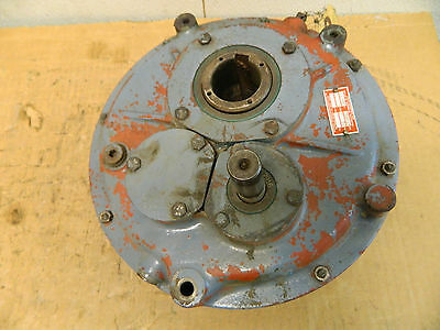 "Svenska Transmissions At1220 Gearbox Speed Reducer 20:1 Ratio 3/4"" 1 9/16"""