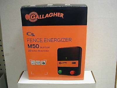 Gallagher - Rustler Electric Fence Charger - .5 Joule
