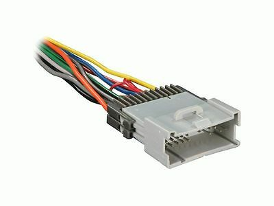 Metra 70-2002 2000-UP SATURN VEHICLES WIRE HARNESS