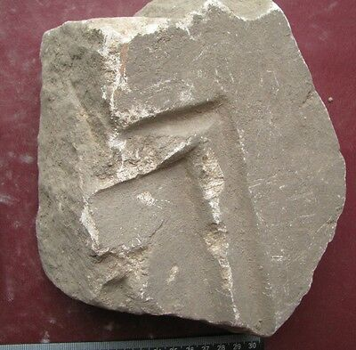 Authentic Ancient Artifact - Lot of CARVED MARBLE STONES       9668