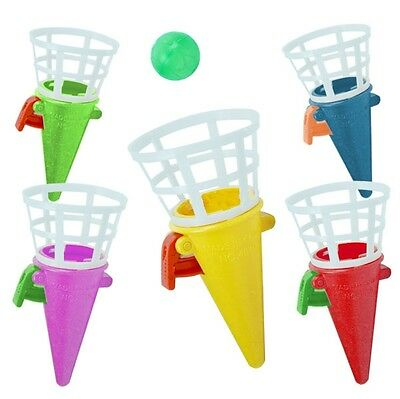 Christmas Cracker Toys.Click Catch Cones Christmas Cracker Party Bag Toys Fillers Fete Prize T56 009