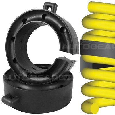 Streetwize 26-38mm Gap Car Suspension Coil Spring Assisters Spacers Adapters