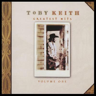 TOBY KEITH - GREATEST HITS VOLUME ONE CD ~ COUNTRY ~ IF A MAN ANSWERS +++ *NEW*