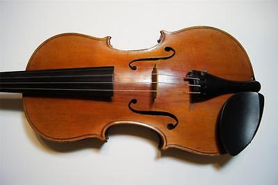 Old  Antique  Violin  4/4  Germany  Antonius Stradiuarius  Copy