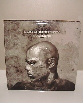 Vynil Disque 33T Lord Kossity Everlord 2 Disques