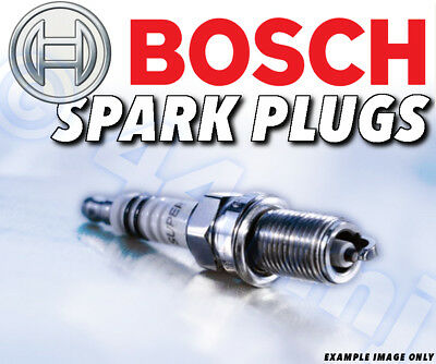 4x NEW BOSCH SPARK PLUGS for PEUGEOT 206 2.0 GTi 16v 180bhp 03--> Part No.+42