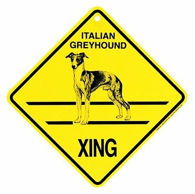 German Shorthaired Pointer  Xing Sign Dog Crossing NEW