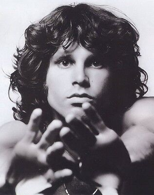 Jim Morrison - Doors - Rock Music 8X10 Glossy High Quality Photo - Must Have!!