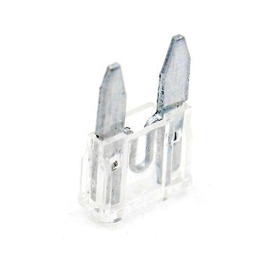 10x 25 Amp ATM Mini Blade Fuse / Scooter, Motorcycle, Truck, Car, Boat, RV, ATV