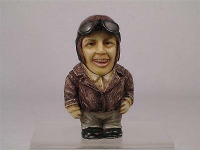 Harmony Kingdom Ball Pot Bellys / Belly 'Amelia Earhart' #PBHAE2 Retired NIB