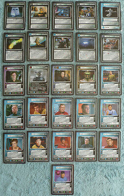 Star Trek CCG Trouble with Tribbles Rare Cards (TwT) [Part 1/2]