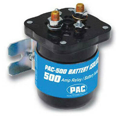 PAC-500 PAC500 High Current Battery Isolator + Relay