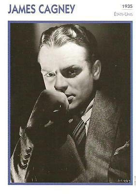 Fiche Cinema - James Cagney