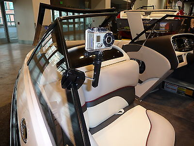 Boating Camera mount for GoPro. Mounts to any Boat with any Camera