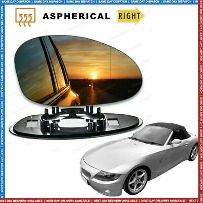 Right Driver side Wide Angle Wing mirror glass for Mitsubishi Outlander 2010-17