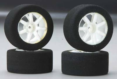 NEW BSR Racing 1/18 Foam Tire Performance Pack RC18R (4) R4004