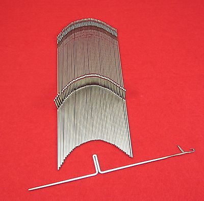 350x KH970 Nadel Brother Strickmaschine Knittingmachine needles вязальная машина