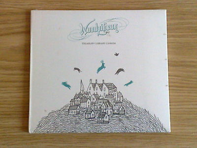 Woodpigeon - Treasury Library Canada - Cd Digipak Nuovo Sigillato (Sealed)
