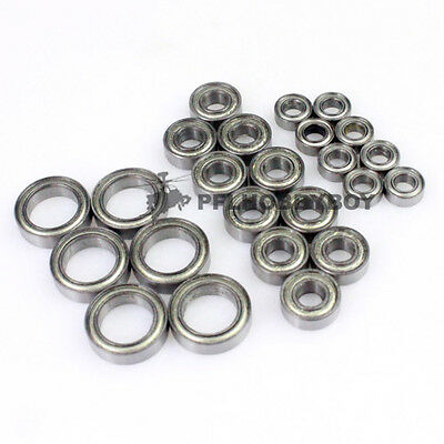 24 x Metal Sealed Ball Bearing for HPI NITRO RS4 2 RS4 RACER 2 RS4 MINI RC Car