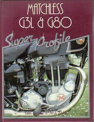 Matchless G3L & G80 Motorcycle Super Profile History Specs Road Tests Buying +