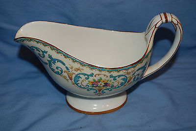 Rare Paragon Queen Anne Gravy Boat B0Ne China Potters By Majesty's Appointment