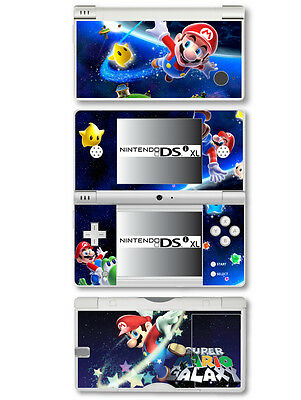 Super Mario Vinyl Skin Sticker for Nintendo DSi XL