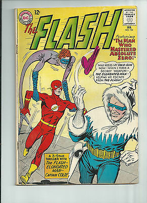 FLASH #134 Fantastic Silver Age find from DC Comics! ~WOW~